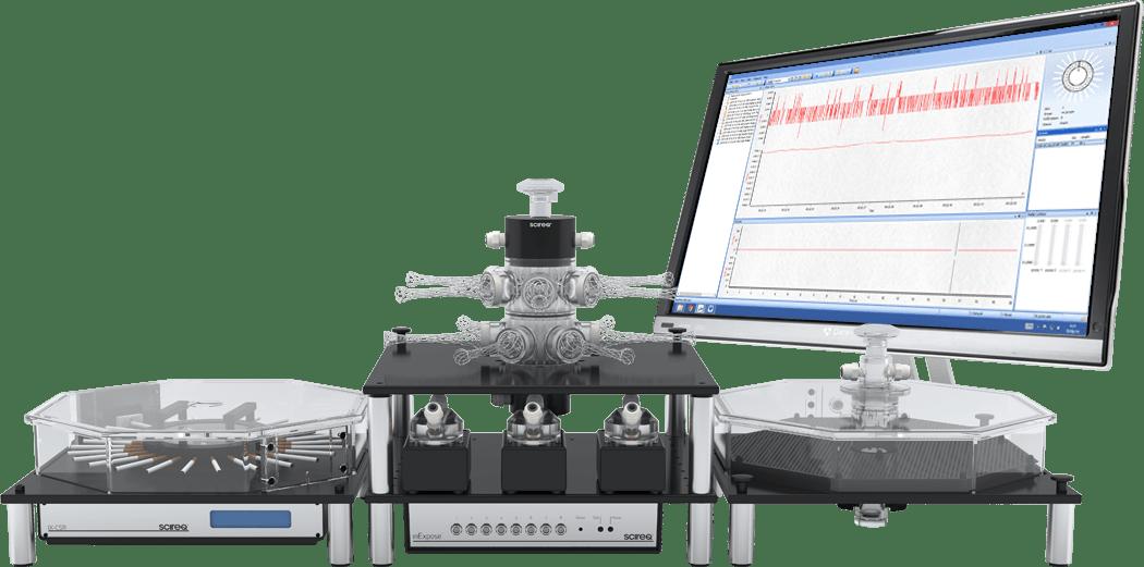 inhalation exposure systems inExpose
