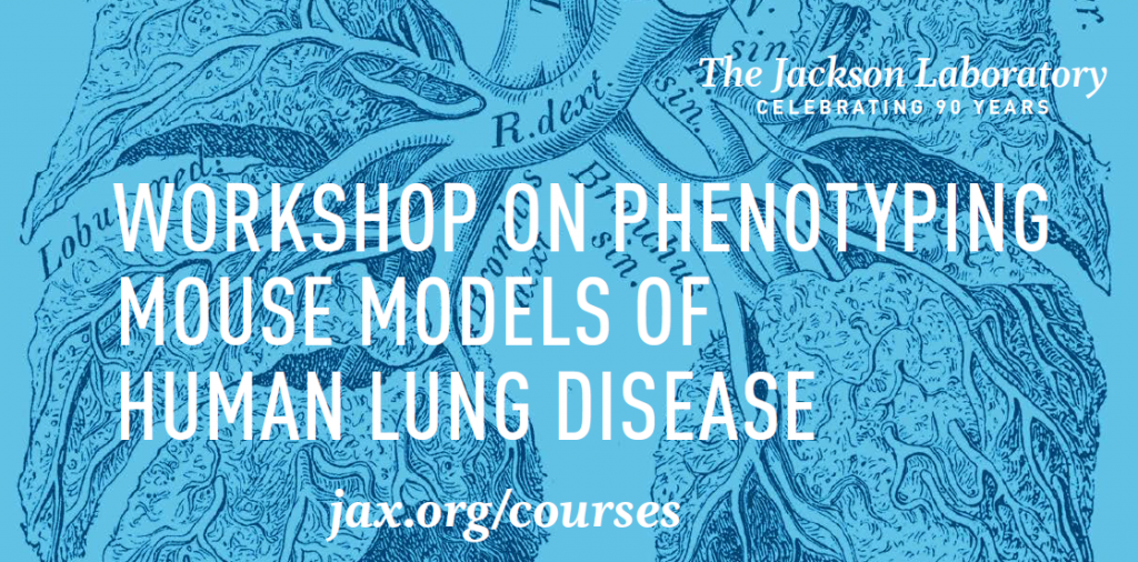 Jax workshop phenotyping mouse models