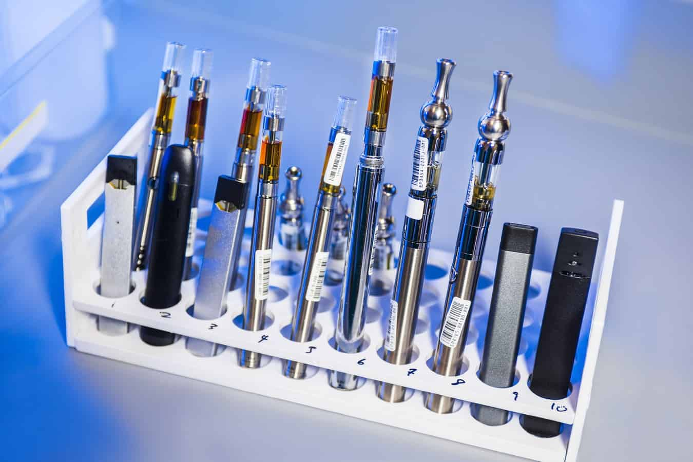 E-CIGARETTE-INDUCED PULMONARY INFLAMMATION