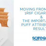 Moving From 3R4F to 1R6F Cigarettes
